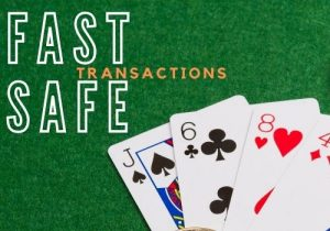 crypto casinos offer fast and safe transactions