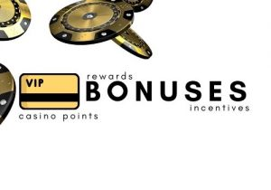 VIP VIP and loyalty schemes offers bonuses